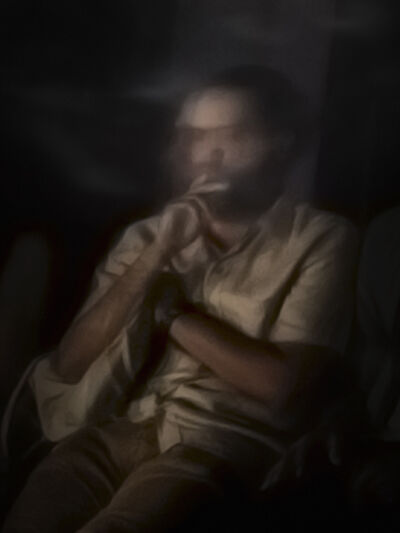 Gonzalo Lebrija, 'Vía Láctea 20', 2017