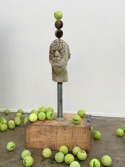 Thomas McDonell, 'Sleeping Head', 2019