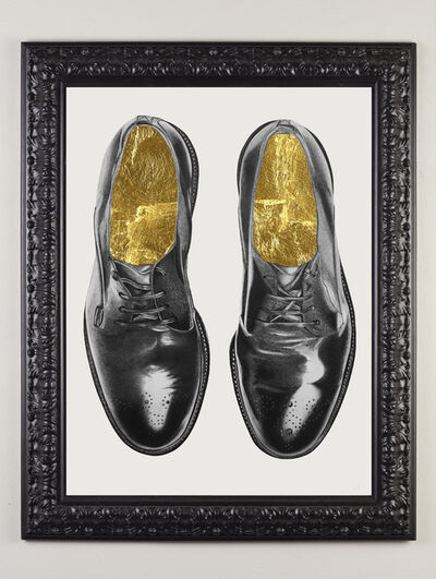 Elizabeth Waggett, 'Poor Mans Shoes', 2016