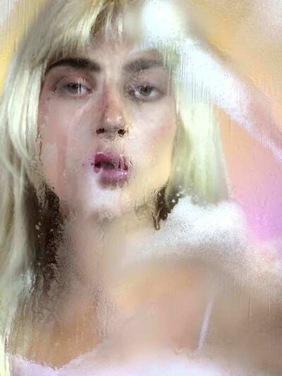 Marilyn Minter, 'I C Gaga', 2018