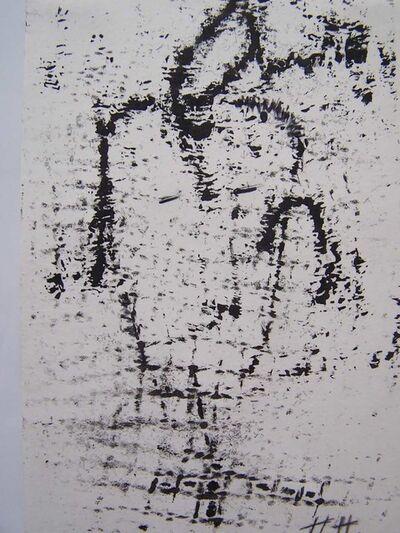 Hannah Höch, 'Die Erleutete/ The Enlightened', ca. 1960