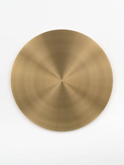 Ann Veronica Janssens, 'Brass Disc', 2010-2017