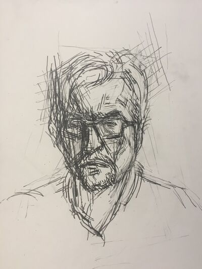 Mark Lewis, 'Head, SP 1', 2019