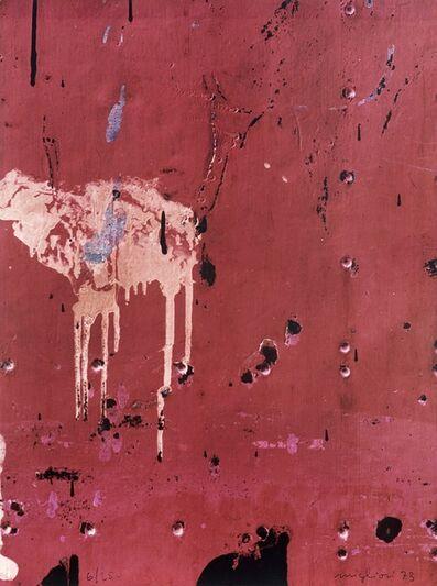 Nino Migliori, 'Astrazione', 1973
