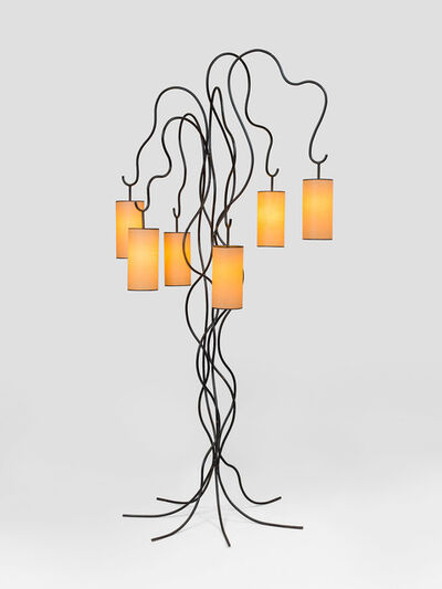 "Jean Royère, '""liane"" floorlamp', ca. 1960"