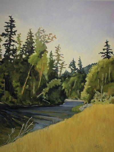 Tom Gale, 'Shuswap River Study IV', 2016