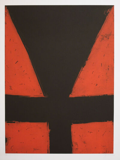 Cris Gianakos, 'Aurora Portfolio - Shield', 1984