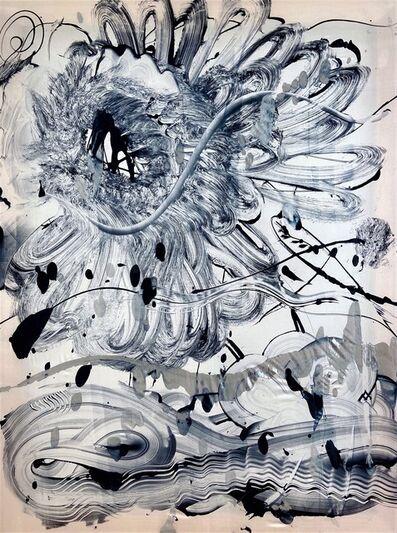 Catherine Howe, 'Silk Monotype 2', 2020