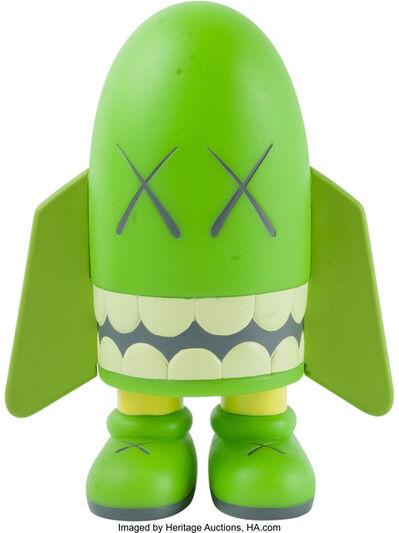 KAWS, 'Blitz (Green)'