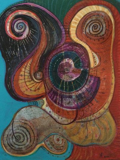 Tony Marshak, 'The Octopus's Garden 3', 2020