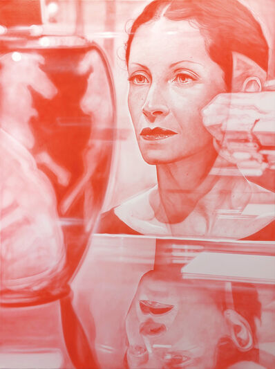 """Victor Rodriguez, '""""Red Museum 4""""', 2019"""