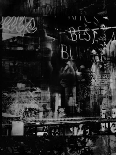 Valérie Belin, 'Beltline Burgers, Atlanta (Reflection)', 2019