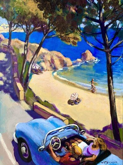 Josep Moscardó, 'Per la costa II', 2021