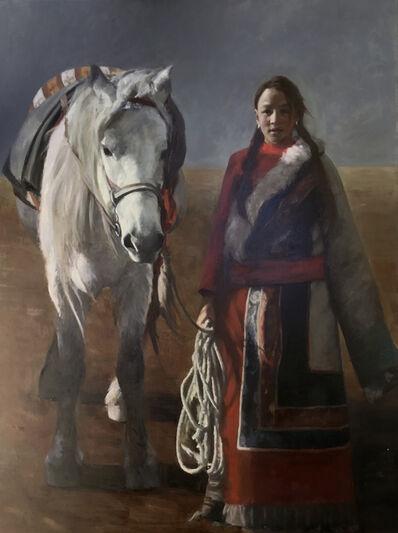 Tong Luo, 'Cross Wilderness II', 2019