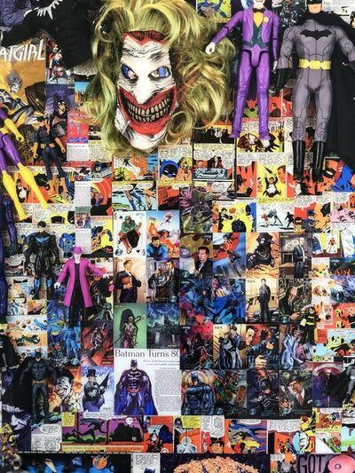 DJ Leon, 'Batman and Friends ', 2020