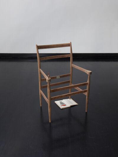 Edgar Orlaineta, 'Handchair', 2018