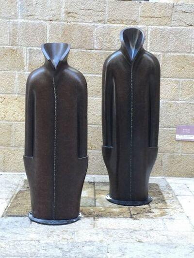 Anita Birkenfeld, 'Big Robes Couple 1', 2016