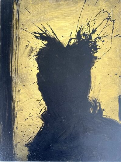 Richard Hambleton, 'Shadow Head Portrait', ca. 1998