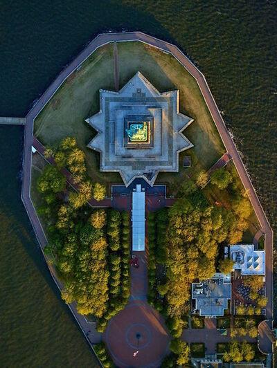Jeffrey Milstein, 'NYC 33 (Statue of Liberty)', 2015