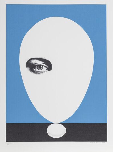 Clarence Holbrook Carter, 'Balancing Act', 1978