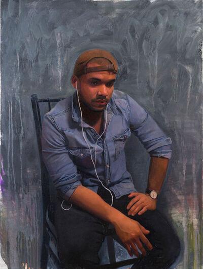 Devon Rodriguez, 'Irvin (Portrait of Irvin Rodriguez)', 2017