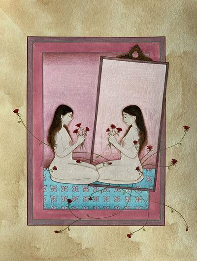 Hiba Schahbaz, 'Self Reflection', 2019