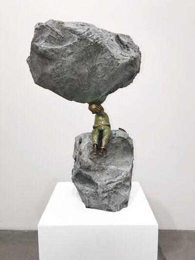 Pedro Pablo Oliva, '¿Y ahora, qué?', 2015