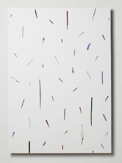 Kishio Suga 菅木志雄, 'Dispersed in Space', 2010-2011