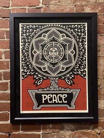 Shepard Fairey, 'Peace Tree', 2007
