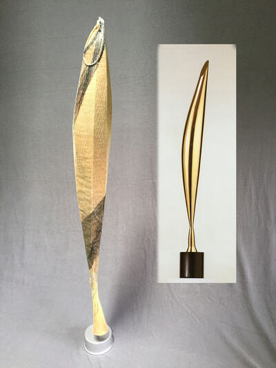 """Christy Rupp, 'After Brancusi """"Bird in Space""""', 2017"""