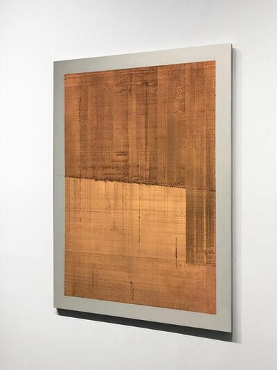 """Eric Baudart, '""""Papier millimétré""""', 2018"""