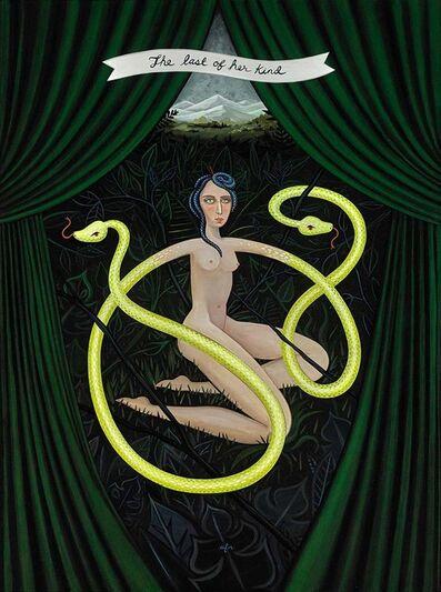 Anne Faith Nicholls, 'The Last of Her Kind (Strange Botanica Series)', 2016