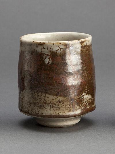 Randy Johnston, 'Yunomi, 446 glaze with iron brushwork'