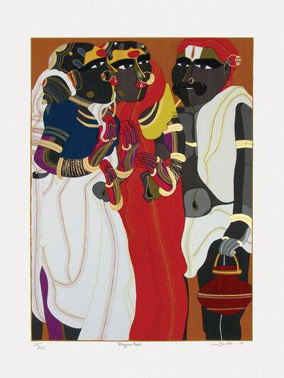 Thota Vaikuntam, 'Telangana People', 2007