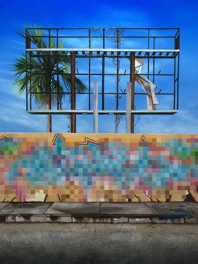 Jessica Hess, 'Miami Pixels', 2019