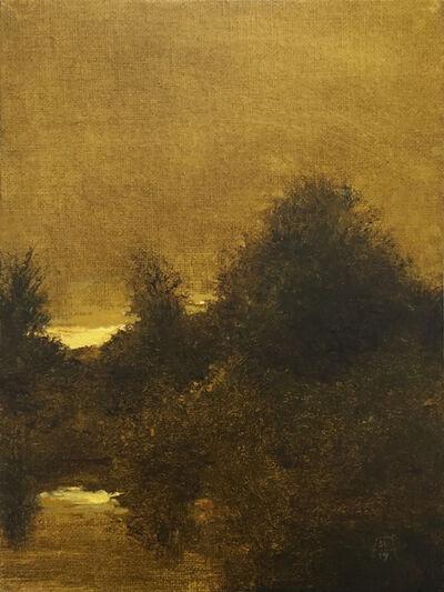 Shawn Krueger, 'Evening Silhouette', 2019