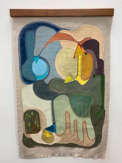 Lynda Keeler, 'Road Map #16 Araby Cove', 2020