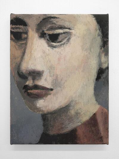 Lenz Geerk, 'A Portrait', 2019
