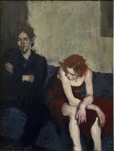Malcolm T. Liepke, 'Difference of Opinion ', 1996