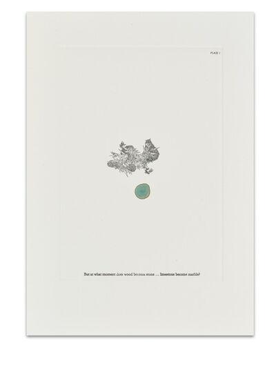 Ilana Halperin, 'An Infernal Dinner Party / Plate 1', 2013