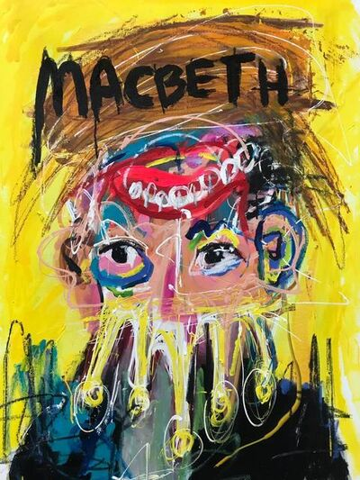 John Paul Fauves, 'Macbeth', 2019