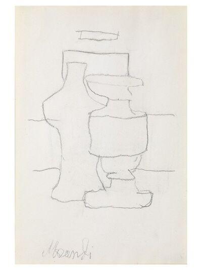 Giorgio Morandi, 'Natura morta', 1963