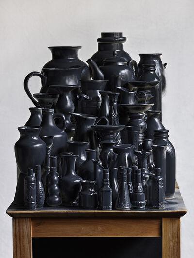 Abelardo Morell, 'Black Vessels. Composition #1', 2020