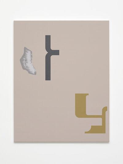Carlos Caballero, 'Glyph', 2019