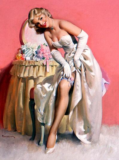 Haddon Sundblom, 'Miss Sylvania', ca. 1960