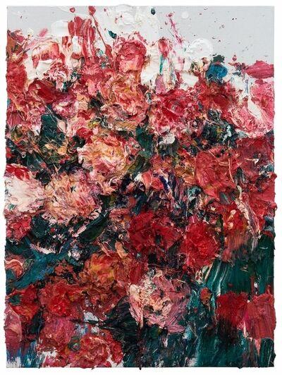 Shanchuan Lv, 'Flowers', 2018