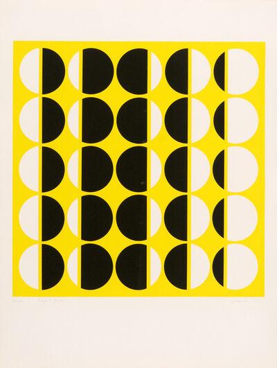 Denis Juneau, 'Espace jaune', 1967