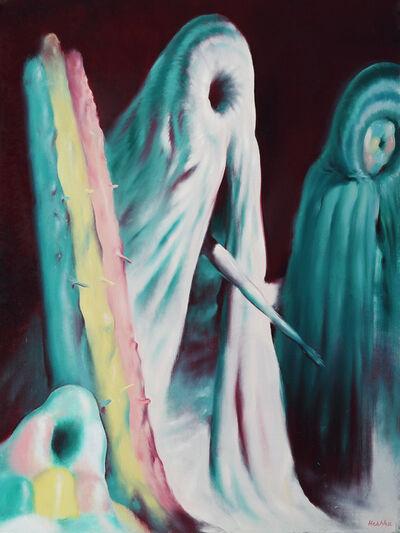 Ryan Heshka, 'House of the Sugar Totem', 2017