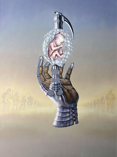 Robert Adam, 'The New Recruit', Contemporary