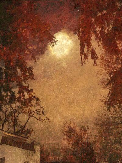 Wendi Schneider, 'An Evening with the Moon, Denver, CO', 2018